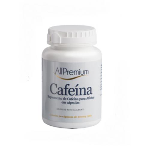 Cápsula de Cafeína All Premium
