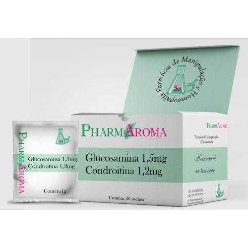 Glucosamina 1,5 + Condroitina 1,2