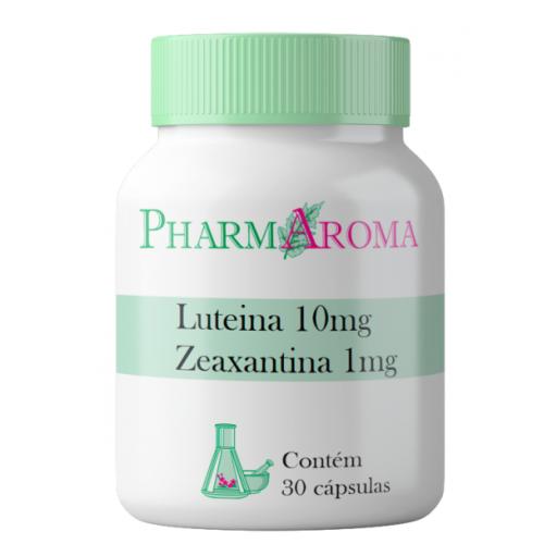 Luteina 10mg Zeaxantina 1mg